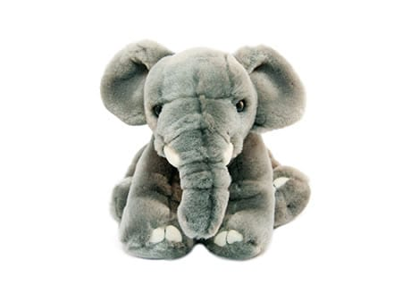 WWF Adopt an Elephant Toy