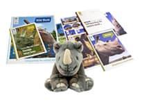 WWF Adopt a Rhino Gift Pack