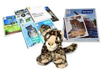WWF Snow Leopard Adoption Gift Pack