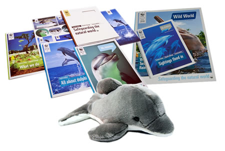 Adopt a Dolphin | WWF Animal Adoptions