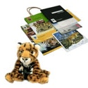 Adopt a Leopard Gift Pack