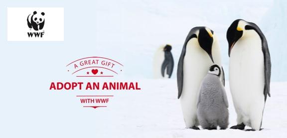 WWF Adopt an Animal